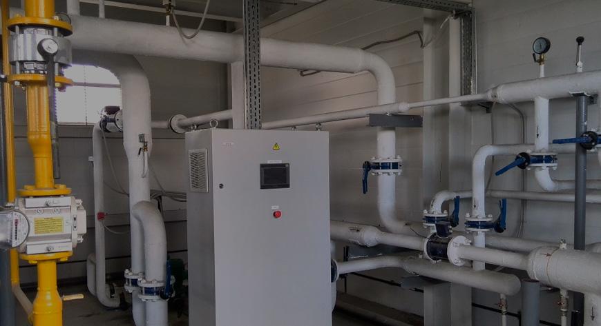 Замена теплоносителя в системе отопления загородного дома